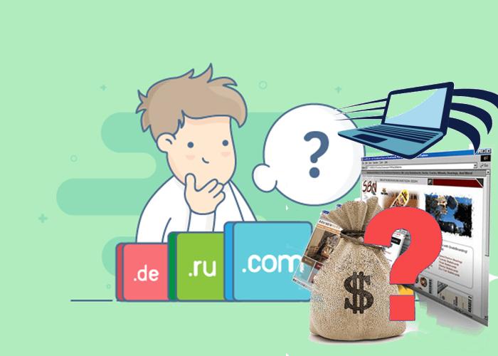 Как правильно выбрать домен для блога