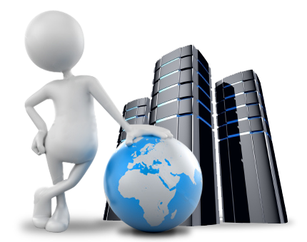 как подключить хостинг и домен к сайту